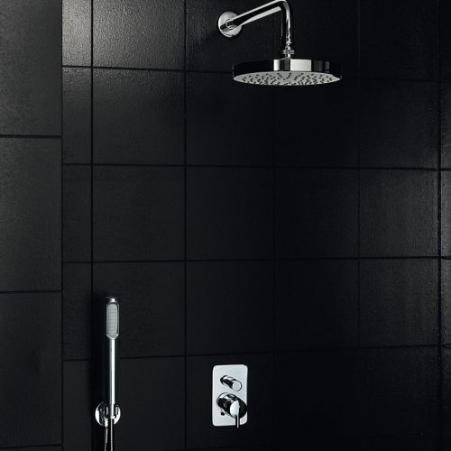 Zucchetti Simply Beautiful Shower Valves