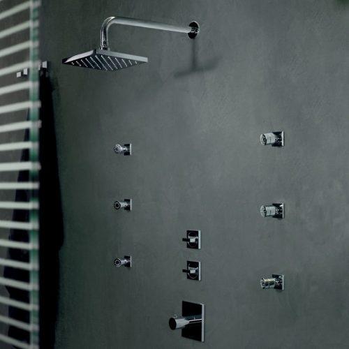 Zucchetti Square Shower Heads