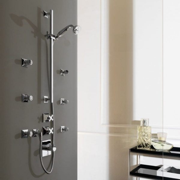 Zucchetti Bellagio Shower Valves