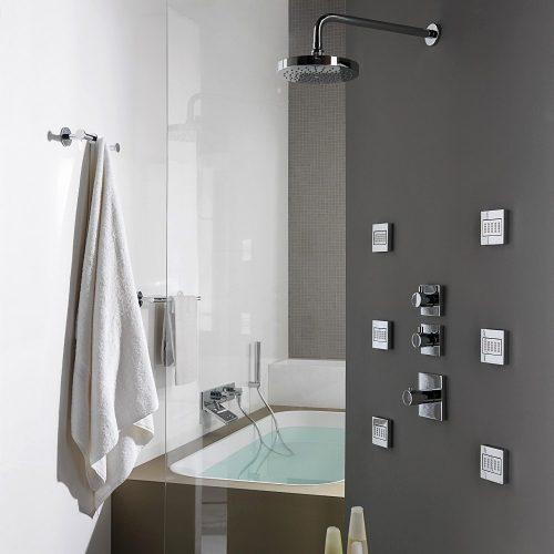 Zucchetti Pan Shower Valves