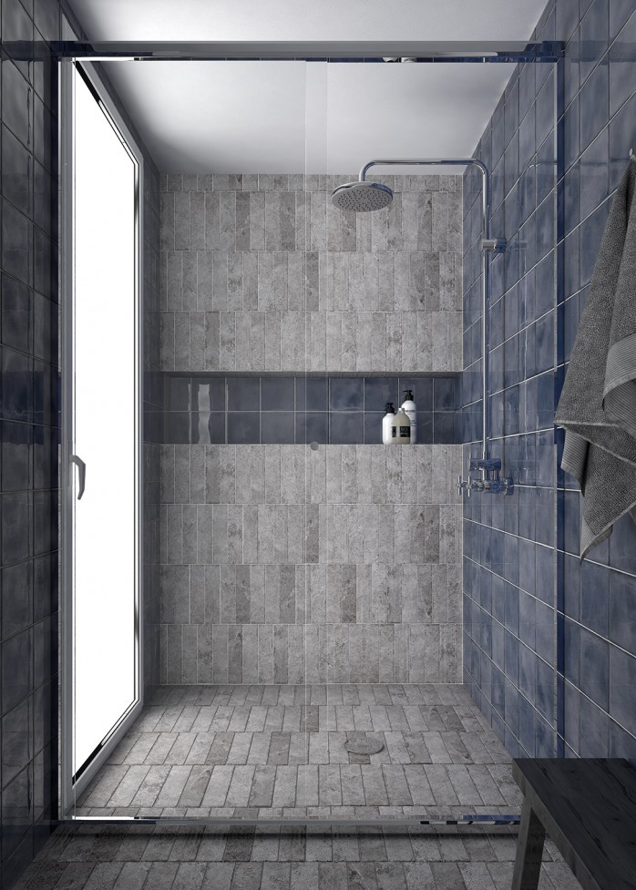 Equipe Wall Tiles Collection Bathhouse