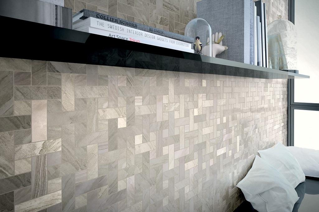 Cisa Ceramiche Marble Effect Tiles Bathhouse