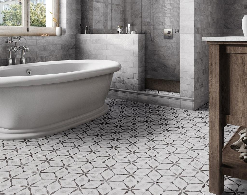 Equipe Floor Tiles Collection Bathhouse