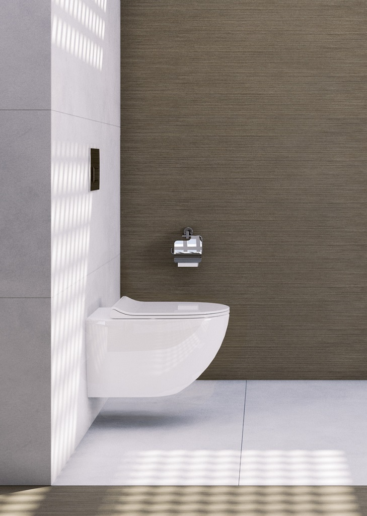Vitra Sento Wall Hung Wc Bathhouse
