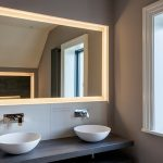 Bath House Bespoke LED Lit Mirror