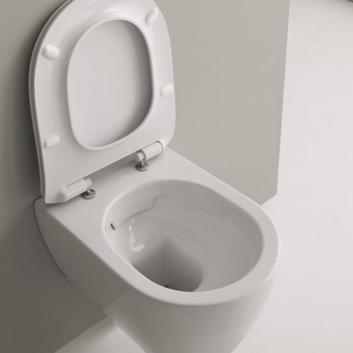 Moon - Wall Mounted WC