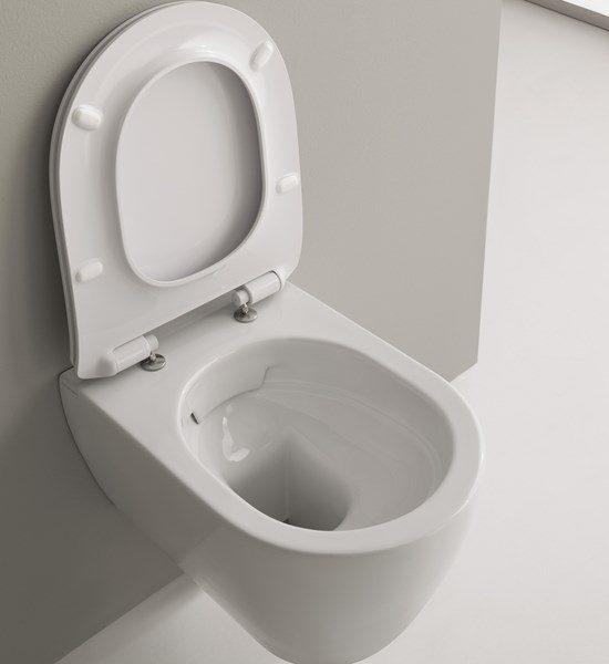 Moon - Wall Mounted WC