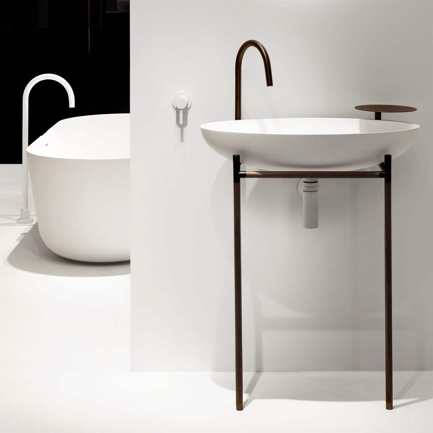 Falper Monsieur Console Washbasin