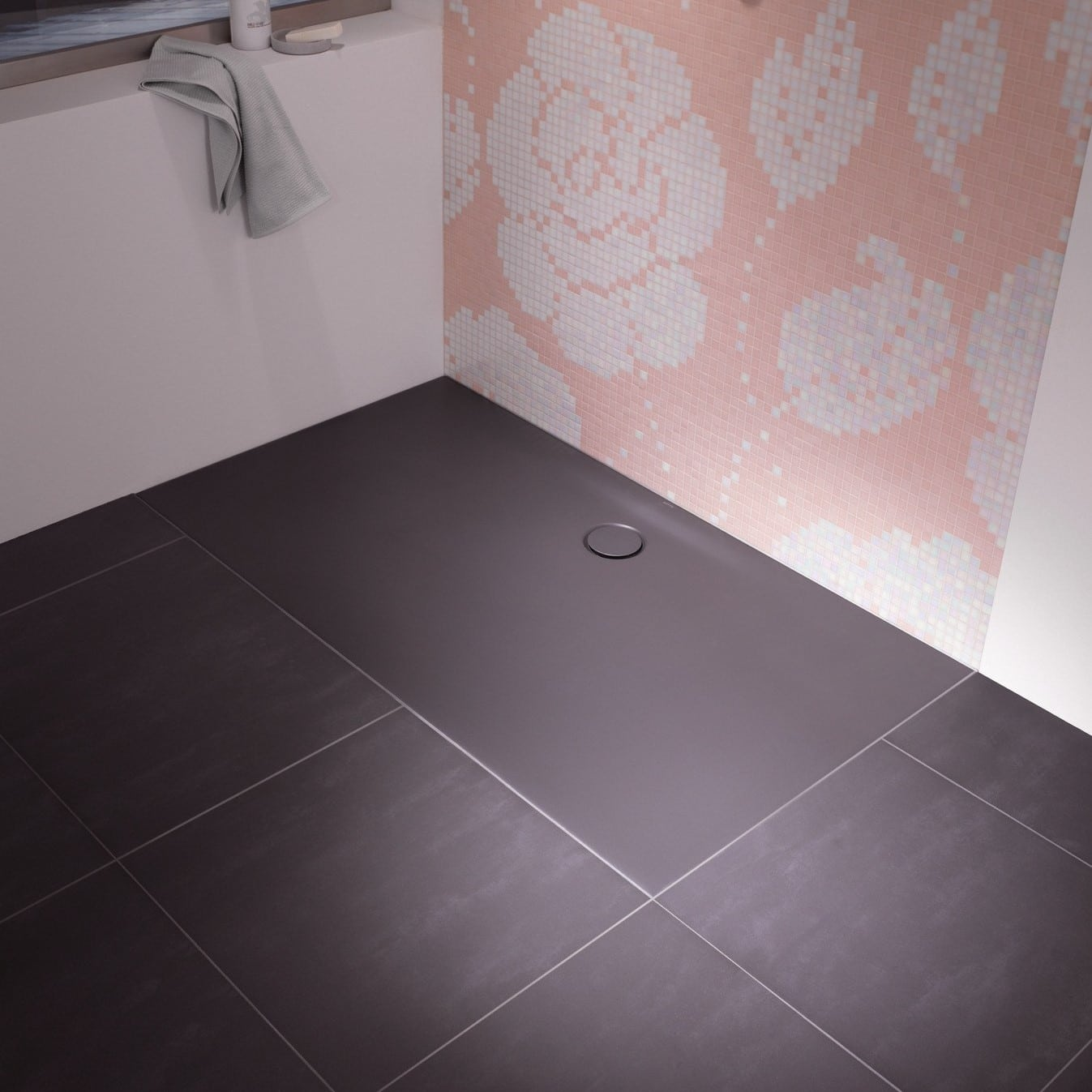Bette Floor Shower Tray
