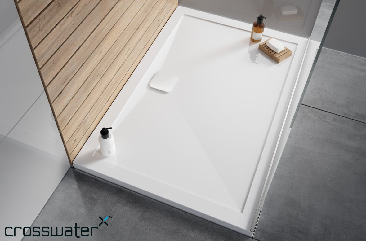 Crosswater Kai Shower Tray
