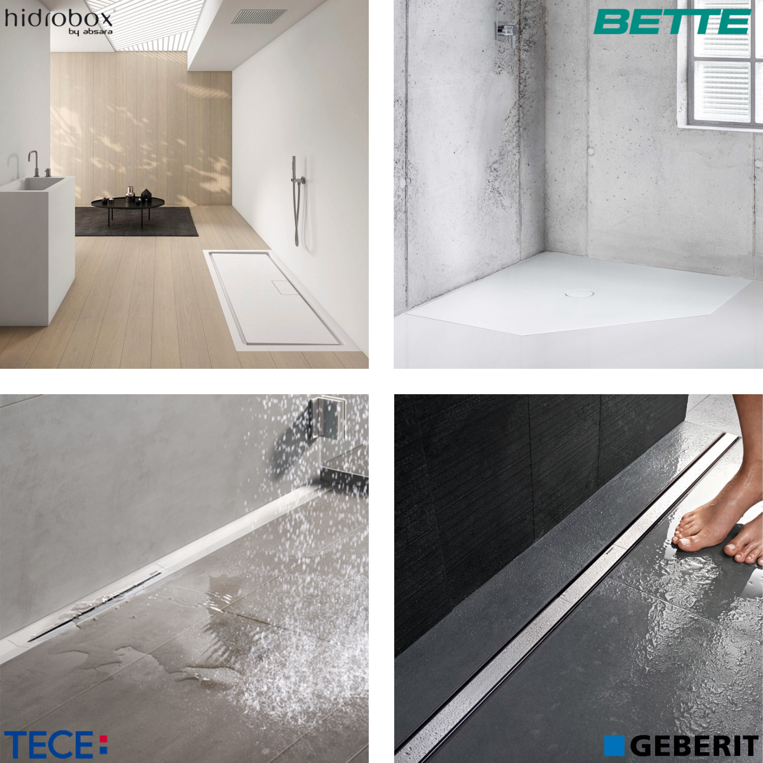 Wetroom Drain - Shower Tray Newsletter