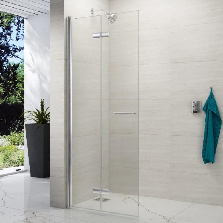Merlyn 8 Series Bi-Fold Showerwall