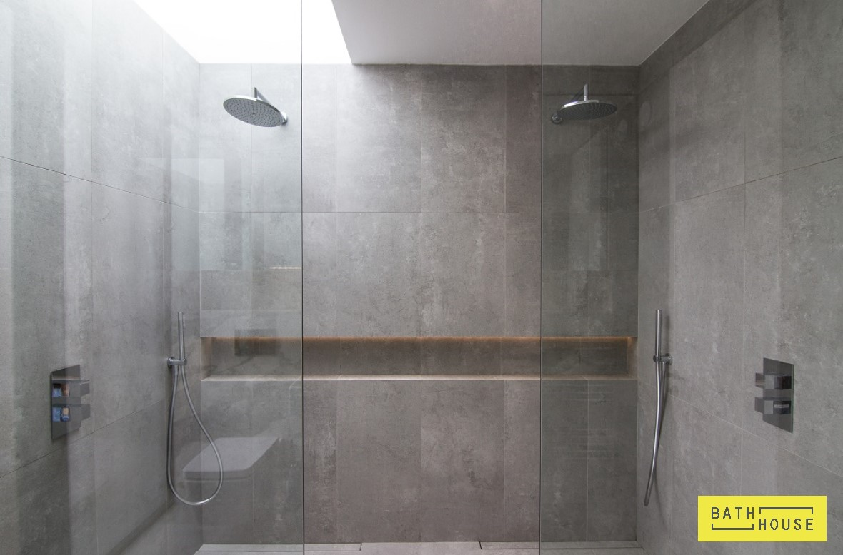 Bathhouse Bespoke Shower Enclosure