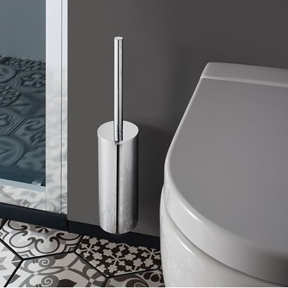 Crosswater MPRO Wall Mounted Toilet Brush Holder