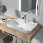 Berloni Bagno Coloured Ceramic Washbasins