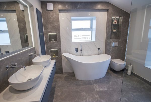 Family Bathroom Stillorgan