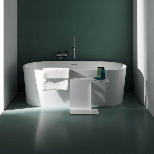 Laufen - Val Oval Freestanding Bath