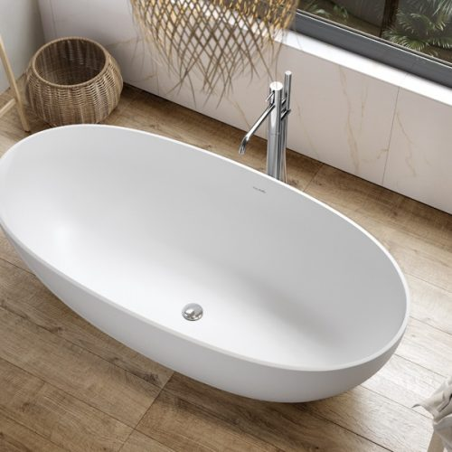 Acquabella - Lech Freestanding Bath