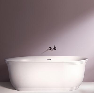 Laufen - Elgin Freestanding Bath