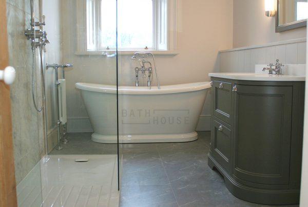 Family Bathroom & Ensuite, Dalkey, Co. Dublin