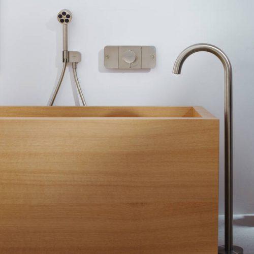 Axor One - Mixer, Bath Spout & Hand Shower