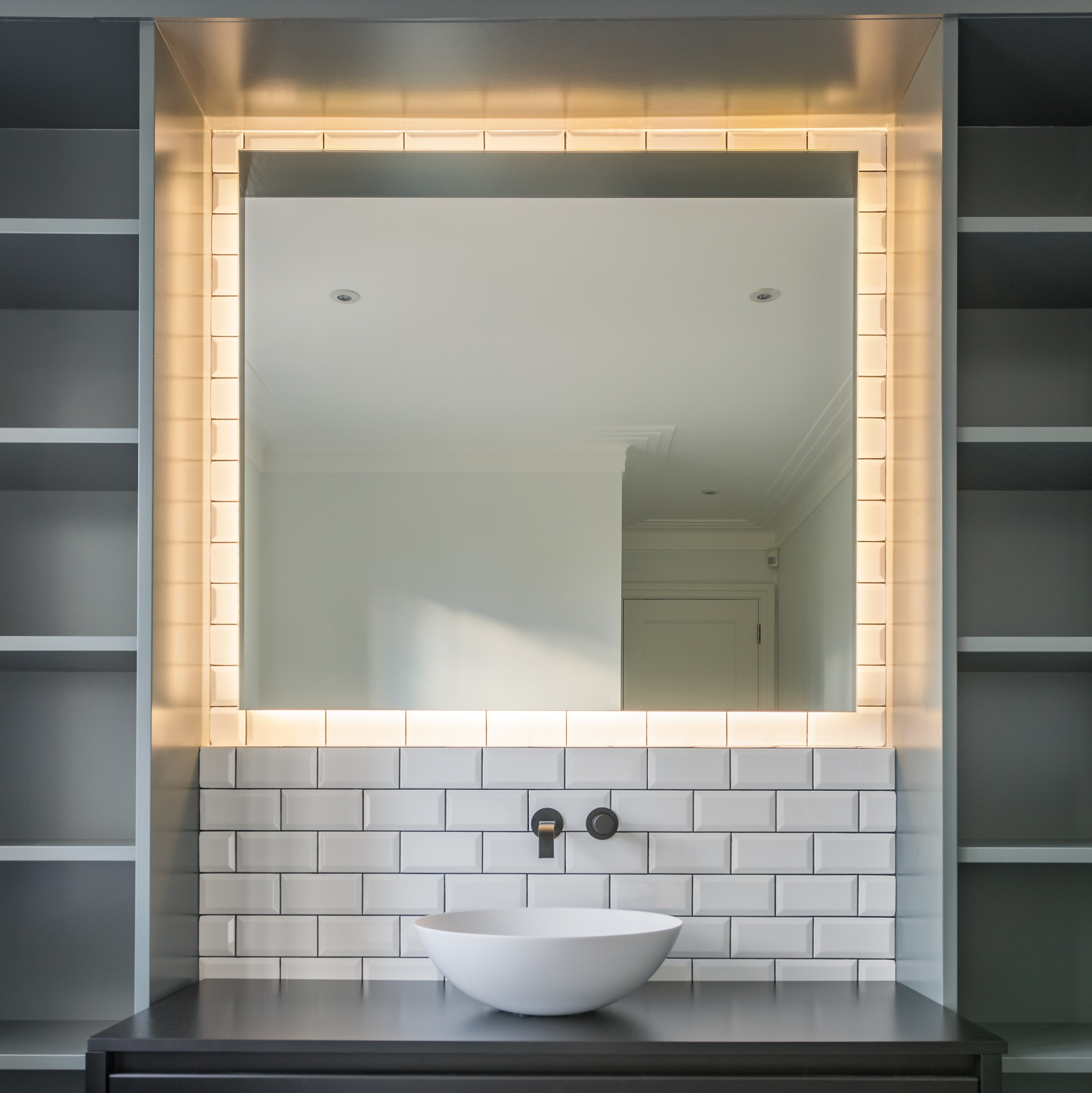 Bath House LED Lighting