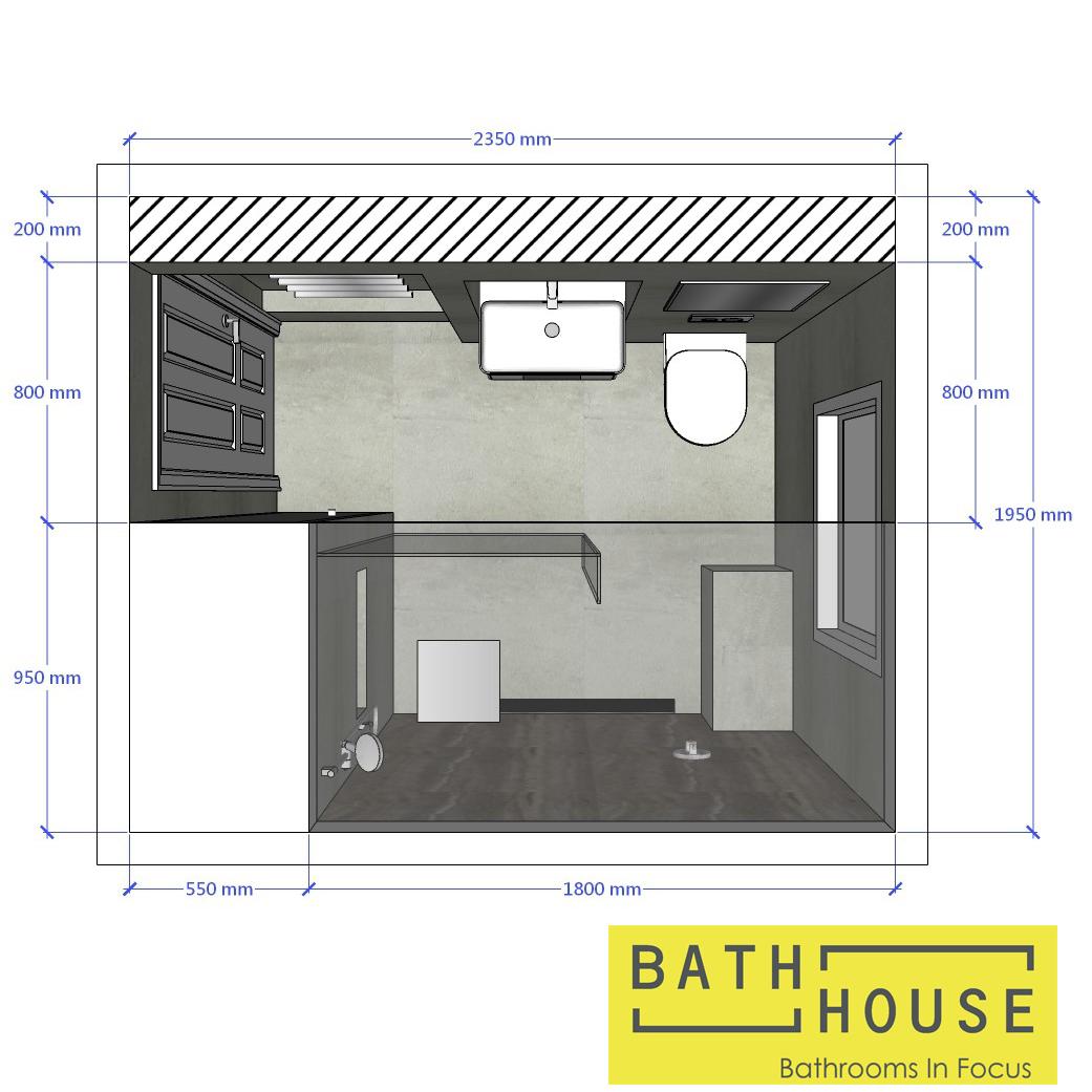 Bathrooms In Focus - Maximising Space