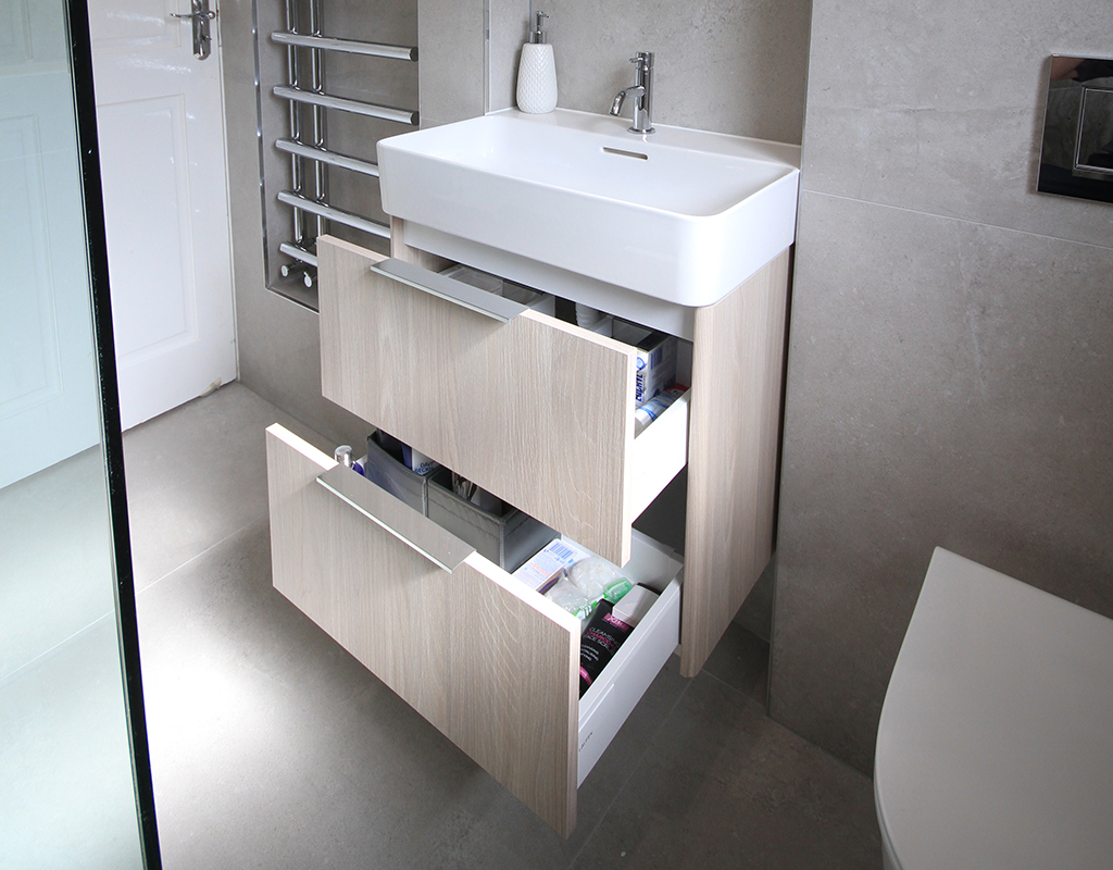 Laufen Val and Base Vanity