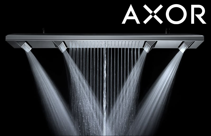 Hansgrohe Axor - Shower Heaven