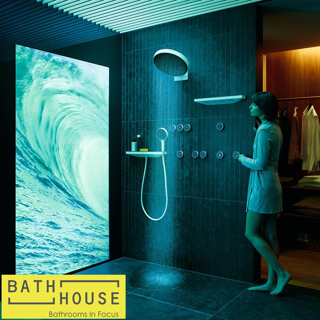 Bathrooms In Focus - Wellness Showers